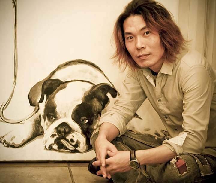 HK Mural Artist Chan ying-fat,香港壁畫藝術家, hong kong artist, Hong Kong Mural Artist, painter, Muralist, 香港藝術家陳英發個人壁畫作品, 香港畫家, 香港壁畫家陳英發