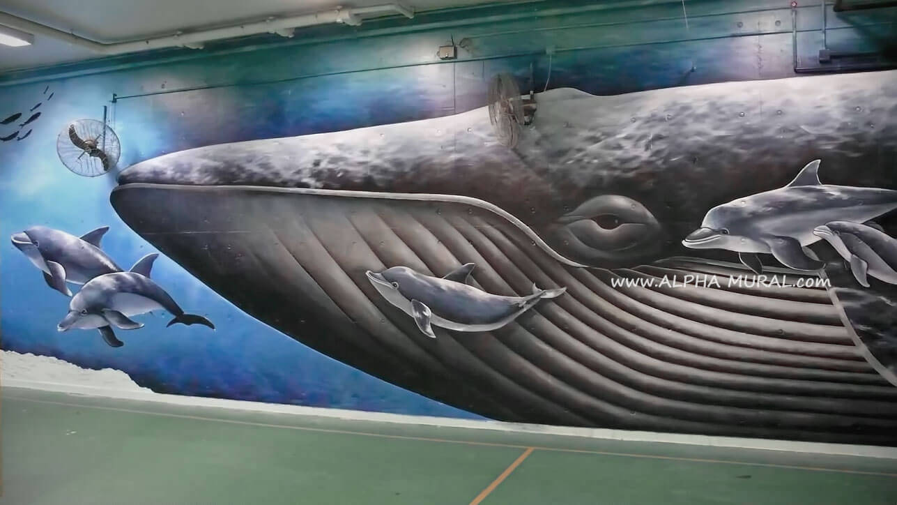 mural-artworks-Underwater World-06